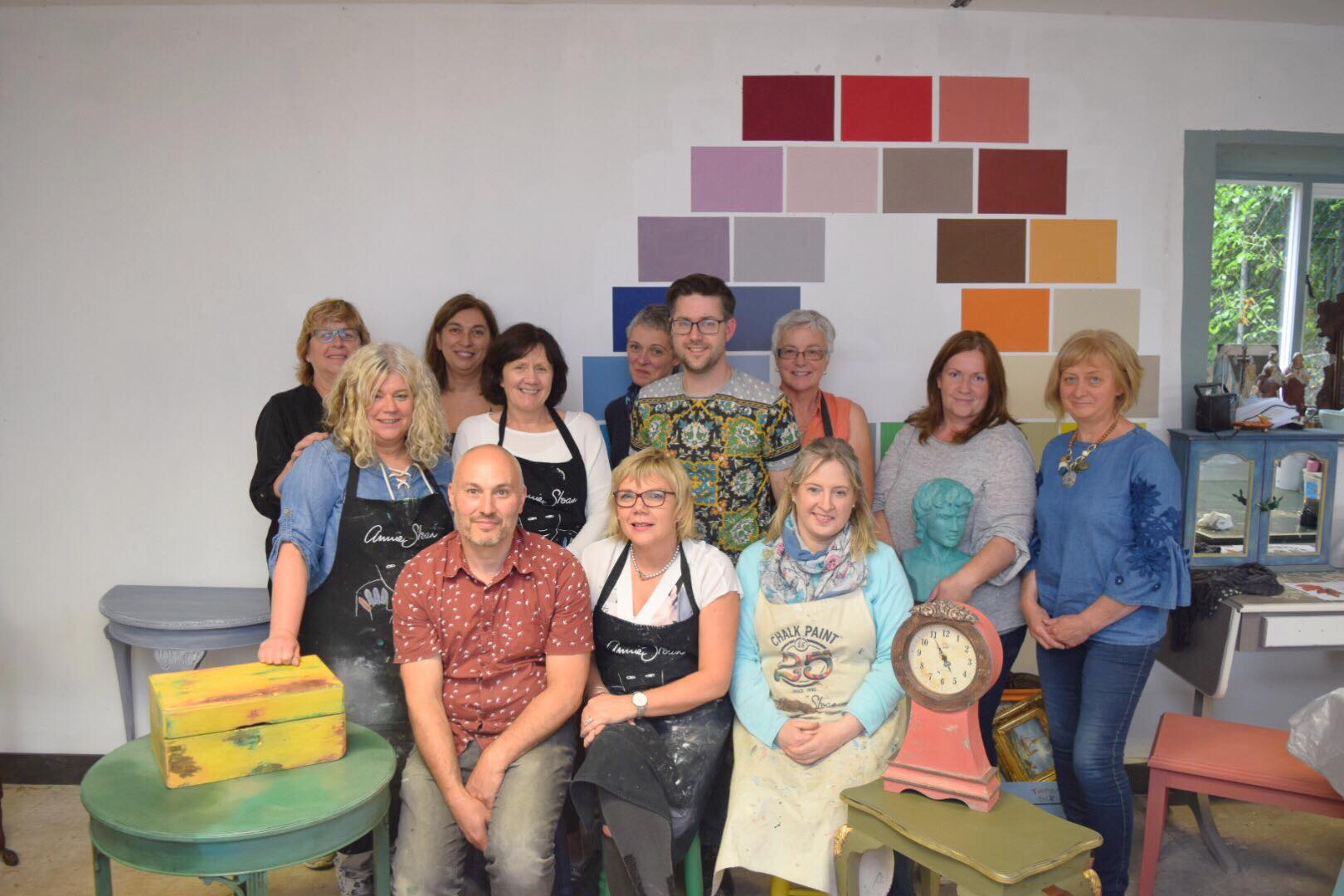 Masterclass at the Rediscovery Centre in Dublin with Twenty Six
