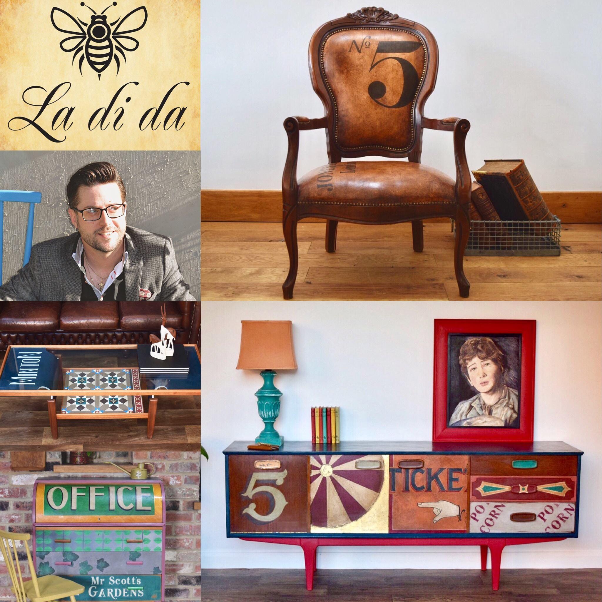 Meet me at La di da Interiors, Luxuries & Gifts, Andover, 7th July 2018