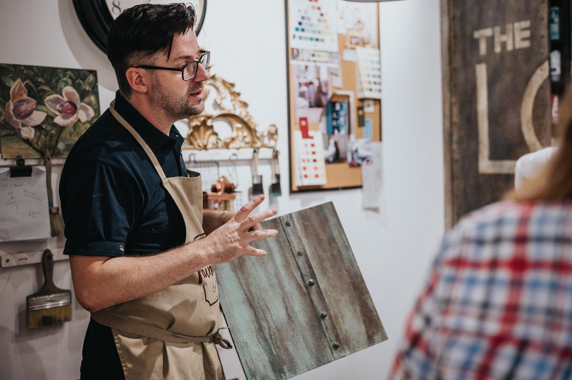 jonathon marc mendes teaching at The Loft